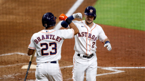 Houston Astros vs. Oakland A's Betting Preview