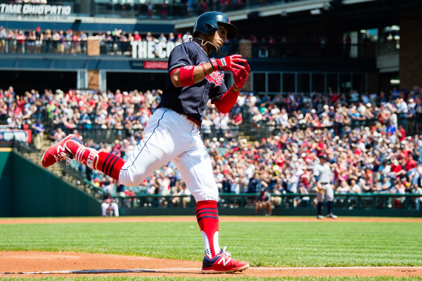 Indians Bolster Outfield; Did They Bolster Betting Odds?