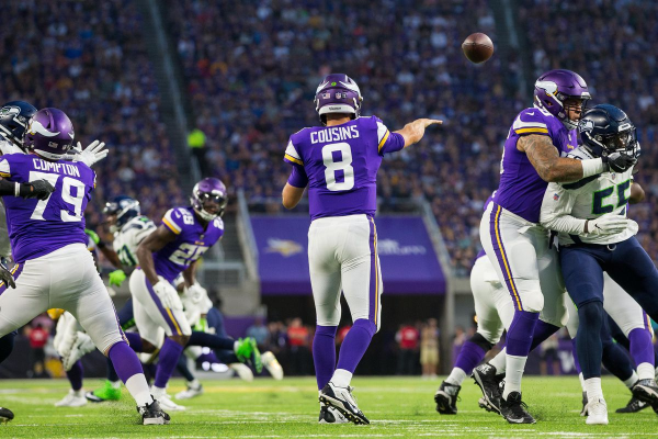 NFL Sunday Betting: Green Bay Packers vs. Minnesota Vikings
