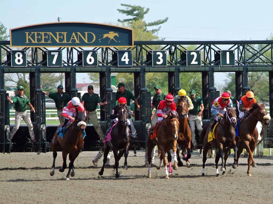 Breeder's Futurity at Keeneland, betting picks and analysis