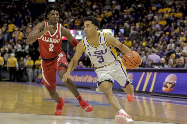 NCAA Tournament Sweet 16 Betting Preview: LSU Tigers vs. Michigan State Spartans