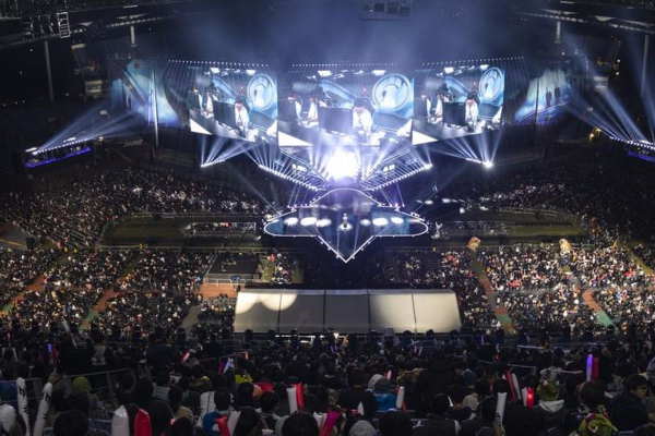 League of Legends 2019 Worlds Venues and Dates Announced