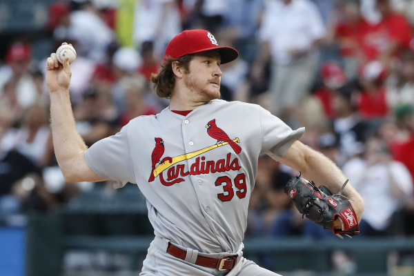 National League Tilt: St. Louis Cardinals at Washington Nationals