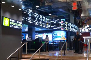 New Jersey Sets U.S. Sports Betting Record