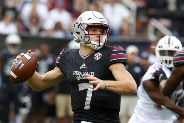 Auburn Tigers vs. Mississippi State Bulldogs Betting Odds