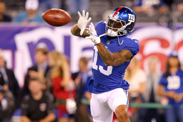 NFL Sunday Week 4: New York Giants vs. New Orleans Saints