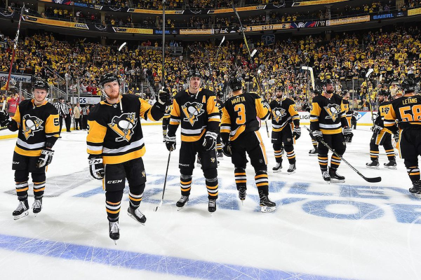 NHL Betting Preview: Washington Capitals at Pittsburgh Penguins