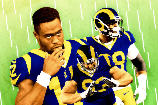 5 Reasons to bet the Los Angeles Rams in Super Bowl 53