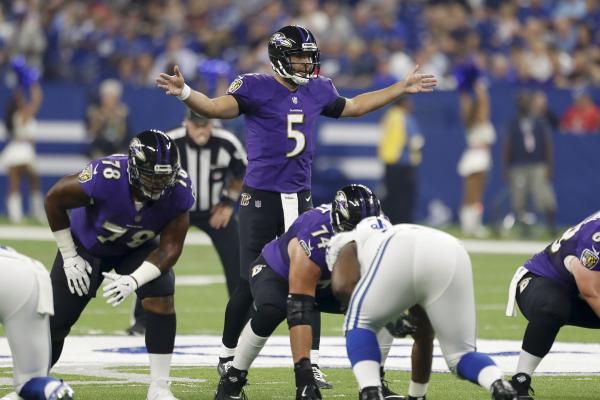 NFL Week 3: Denver Broncos at Baltimore Ravens