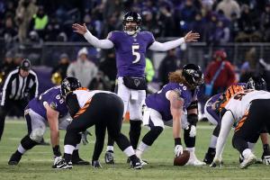 Monday Night Football: Baltimore Ravens vs. Indianapolis Colts