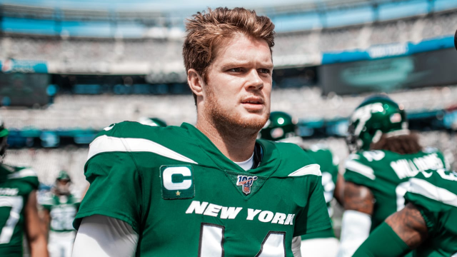 Sam Darnold is out with Mono. Are the Jets really that much worse without him?