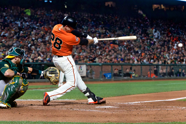 NL West Rivalry: San Francisco Giants at Los Angeles Dodgers