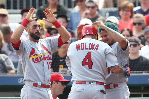 Friday Night Baseball: San Francisco Giants at St. Louis Cardinals