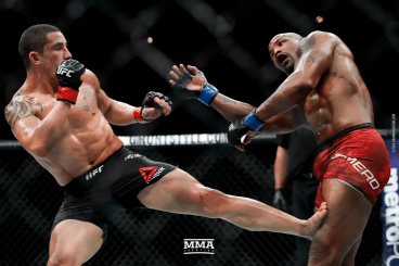 UFC 234 Betting Odds and Prediction