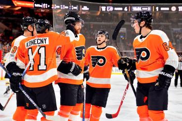 Pittsburgh Penguins at Philadelphia Flyers Betting Pick
