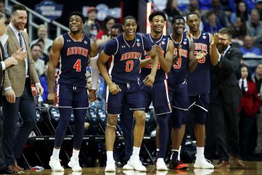 NCAA Tournament Final 4 Betting Preview: Virginia Cavaliers vs. Auburn Tigers