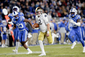 Duke Blue Devils at Notre Dame Fighting Irish Betting Preview