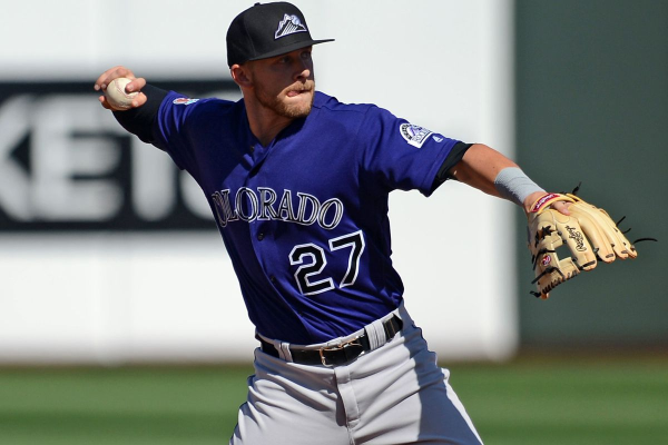 NL Wildcard: Colorado Rockies at Chicago Cubs