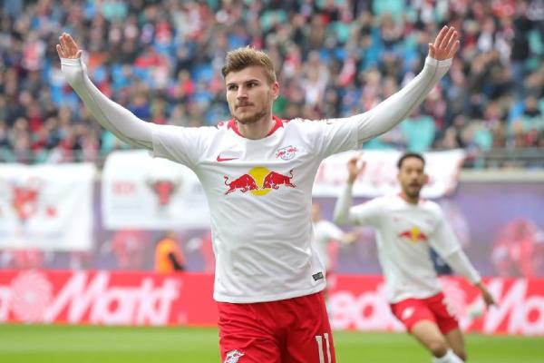 Chelsea Signs RB Leipzig Forward Werner for $59 Million
