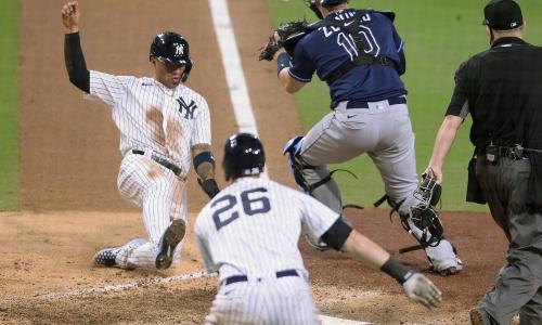 New York Yankees vs. Tampa Bay Rays ALDS Game 5