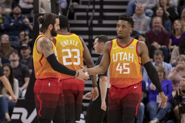 NBA Playoffs Round 1 Betting Preview: Utah Jazz vs Houston Rockets