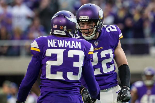 NFL Week 3: Buffalo Bills at Minnesota Vikings