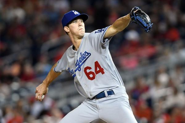 Series Finale: Colorado Rockies at Los Angeles Dodgers