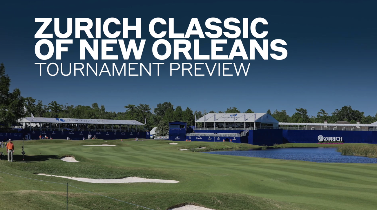 Zurich Classic of New Orleans Betting Preview