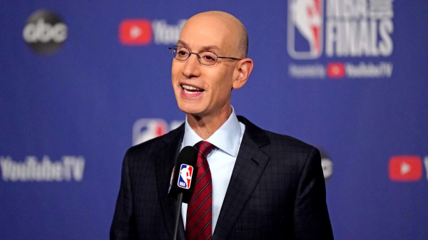 After Call With Commissioner, NBA Heading Toward Return