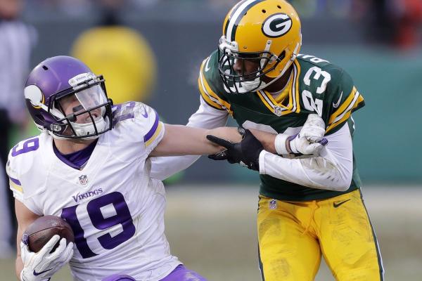 Green Bay Packers at Minnesota Vikings Betting Preview