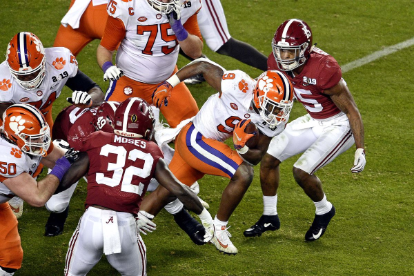 College Football Kicks Off, Does the Sport Need Upsets at the Top to Spice Up…