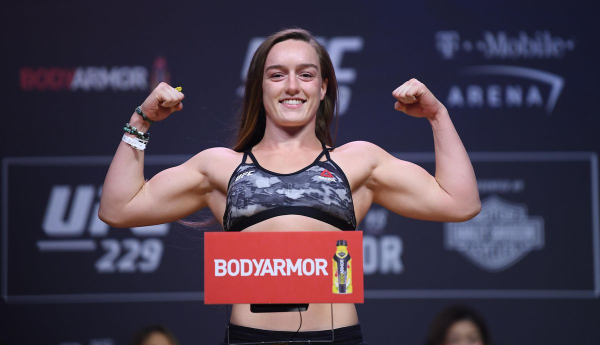 UFC on ESPN+ 13: de Randamie vs. Ladd Betting Preview