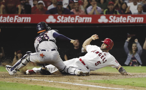 Houston Astros at Los Angeles Angels Betting Preview