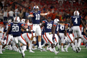 Auburn Avoids Poor SEC Opening Weekend; Are They Still Best In Country?