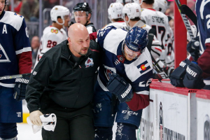 Injuries Piling Up for the Colorado Avalanche