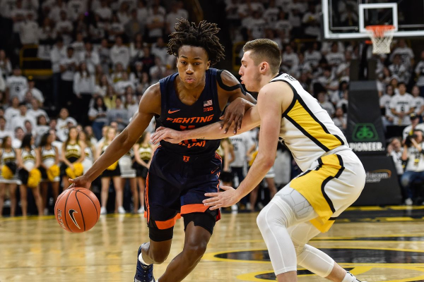 Maryland Terrapins at Illinois Fighting Illini Betting Preview