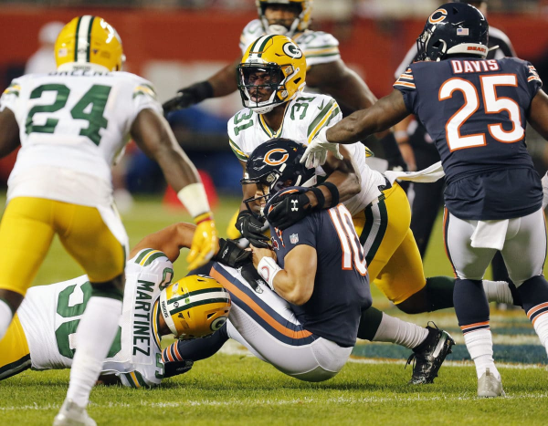 Bears and Packers Open 2019 NFL Season; What Did We See?