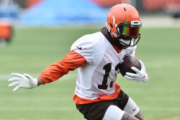 Beckham Jr. Has Hip Injury; Should Bettors Be Cautious With Future Bets On Browns?