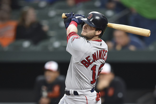 Boston Red Sox at Cleveland Indians Betting Pick