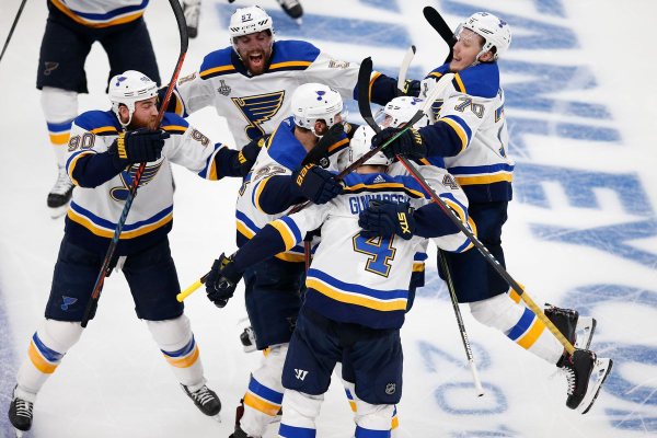 NHL Betting Prediction: Boston Bruins at St. Louis Blues Game 3