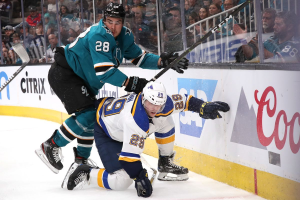 San Jose Sharks at St. Louis Blues Game 3 Betting Tips and Prediction