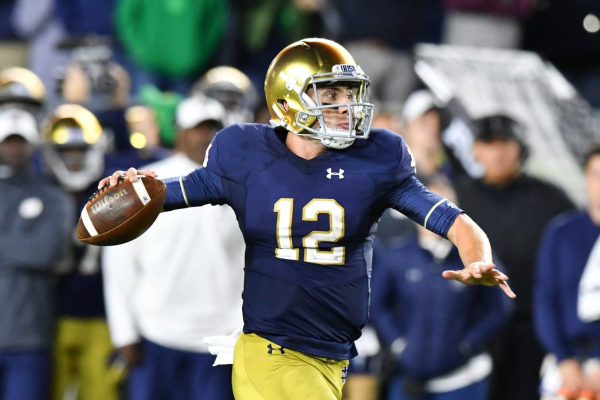 Notre Dame Fighting Irish at Louisville Cardinals Betting Prediction