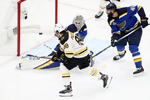 Stanley Cup Finals Game 4 Betting Tips: Boston Bruins at St. Louis Blues