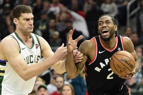 Eastern Conference Finals Game 3: Milwaukee Bucks at Toronto Raptors