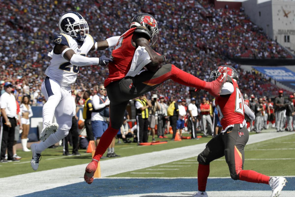 Tampa Bay Wallops Rams In Los Angeles; Is This Worth Noting in NFC South?