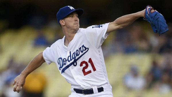 Dodgers Skip Kershaw and Ryu, Pick Buehler to Start Game 1 of NLDS