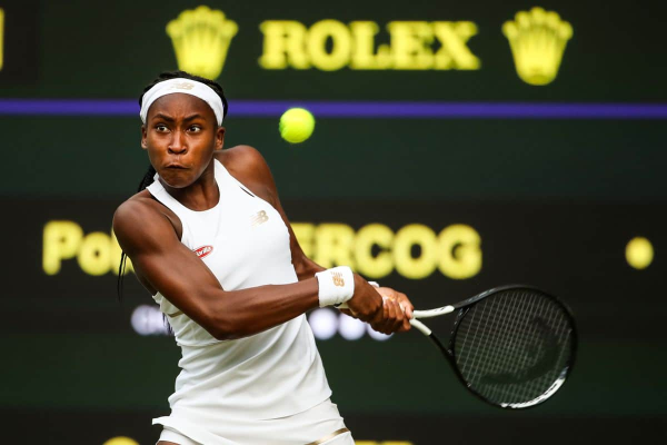 Coco Gauff Excites the World With Her Tennis Play at Wimbledon