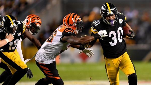 Cincinnati Bengals at Pittsburgh Steelers Betting Preview