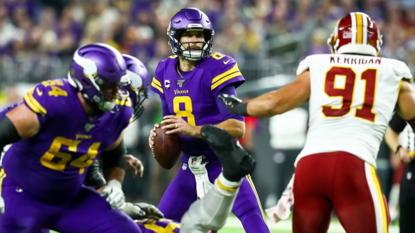 Vikings Move to 6-2; Are They A Serious NFC Threat?