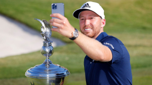 Berger Wins At Colonial In PGA's Return To Action